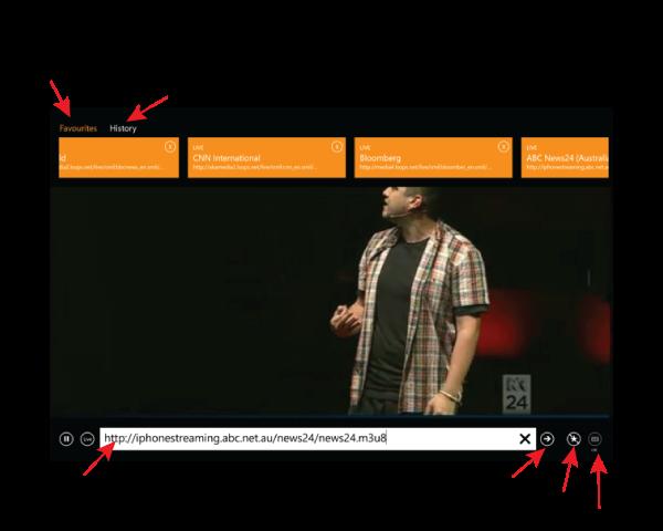 Windows 8 - HTTP Live Streaming - HLS Player FAQ