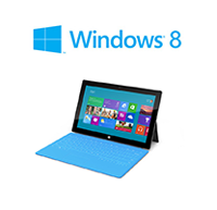 Windows 8 and Slate Image