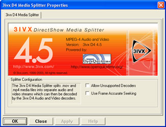 Mpeg 4 windows media player codec